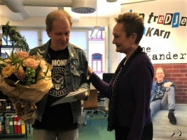 Arne Wickander, Katarina Vastamäki, Niklas Wennergren