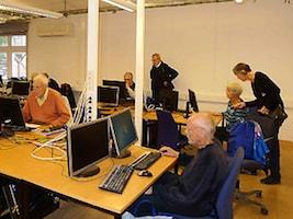 Gunnel Agrell Lundgren, SeniorNet Tyresö