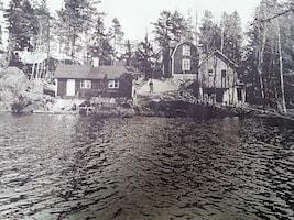 Gunnel Agrell Lundgren, Gösta Sjögren