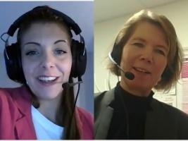 Ann Sandin-Lindgren, Katharina Sparrwardt, Rebecca Zimmermann