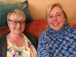 Ann Sandin-Lindgren, Lena Hjelmérus, Suzanne Axell