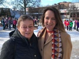 Anita Mattsson, Ann Sandin-Lindgren, Christina Tallberg