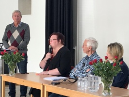 Anita Mattsson, Ann Sandin-Lindgren, Bo Toresson, Bo Furugård, Meeri Wasberg