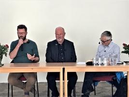 Ann Sandin-Lindgren, Maria Alves Persson, Martin Nilsson, Mathias Tegnér, Peter Inge, Stefan Hollmark, Sune Linder, Tommy Hansson