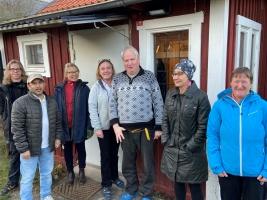 Ann Sandin-Lindgren, Carina Andersson, Erja Lempinen, Lena mfl