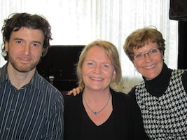 Christina Allinger, Elisabet Grinde, Francesco Acquista, Leif Bratt