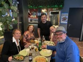 Ann Sandin-Lindgren, Catarina Johansson Nyman, Joey Hiew, Leif Bratt, Niklas Wennergren