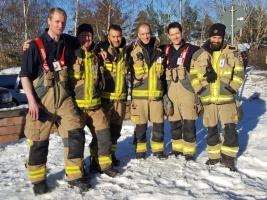 Andreas Falk, Björn Vigström, Filip Tessem, Göran Forssén, Henrik Stenberg, Jerker Pettersson, Pedro Coello