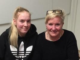Ann Sandin-Lindgren, Camilla Kjäll, Tove Kjäll