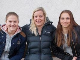 Caroline Sjöblom, Frida Thörnqvist, Jennifer Bakai, Niklas Wennergren