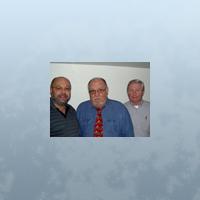 Anders Gullberg, Peter Dicke, Terje Engh