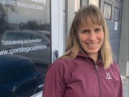 Eva Solstrand, Lelle Wiborgh