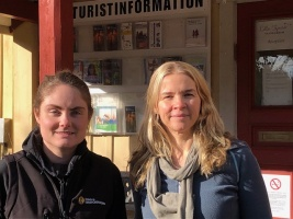 Catarina Johansson Nyman, Jessica Westling, Johanna Lavett