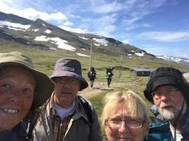 Ann Sandin-Lindgren, Bo Lindgren, Gun Olsson, Sven Olsson