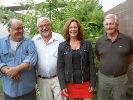 Anders Gullberg, Nina Brogärd, Terje Engh, Åke Mattsson