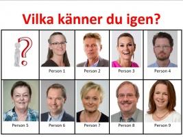 Ann Sandin-Lindgren, Gunnel Agrell Lundgren, Leif Bratt, Lena Hjelmérus, Niklas Wennergren, Nina Dahl